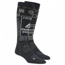 Reebok Sport Reebok Crossfit U Compression Knee Socks (DU2956) 7887f928d4f