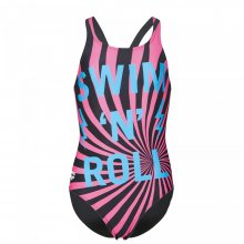 67292ff9c73 Arena Arena G Swim & Roll Jr One Piece V Back (001314508)