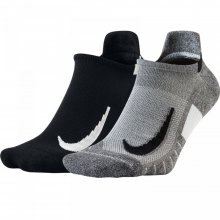 Nike Nike Multiplier Running Socks 2P (SX7554-915) 0bf022ff37a
